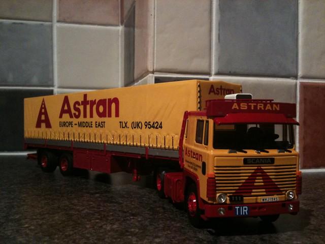 Astran Tekno Model