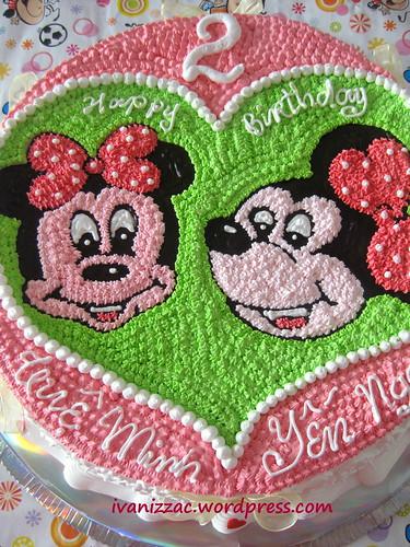 Minnie cake3