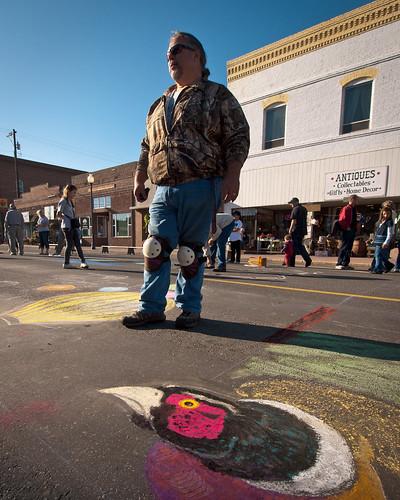 Sidewalk Art, Prosser