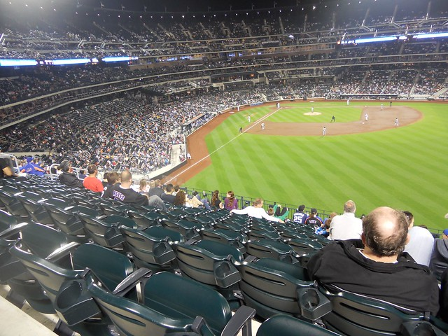 Empty CitiField 2