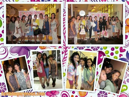Kotex WOW Party in Manila @ BIzU Greenbelt