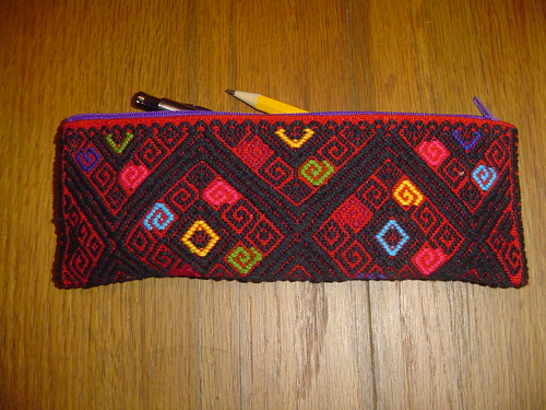 Astuccio Messicano / Mexican Pencil case