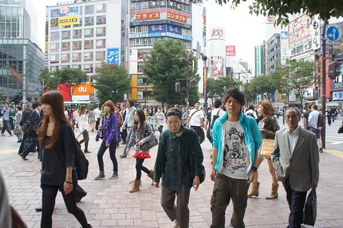Cruce de Shibuya (B)