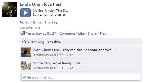 Facebook | Linda Ong