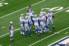 Detroit Lions vs NY Giants NFL