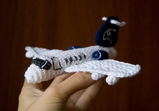Crochet Aiplane