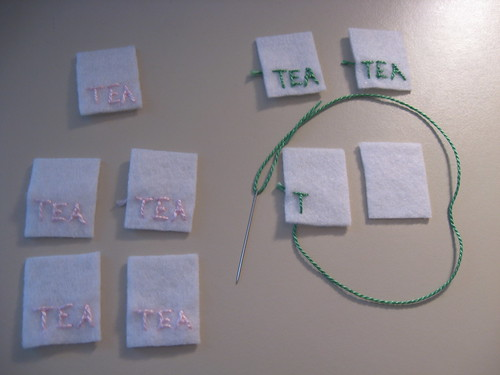 wonderland tea tags