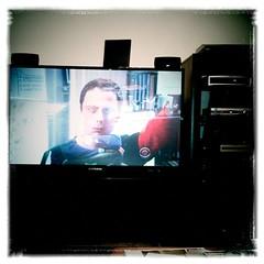 day321: watching The Big Bang Theory