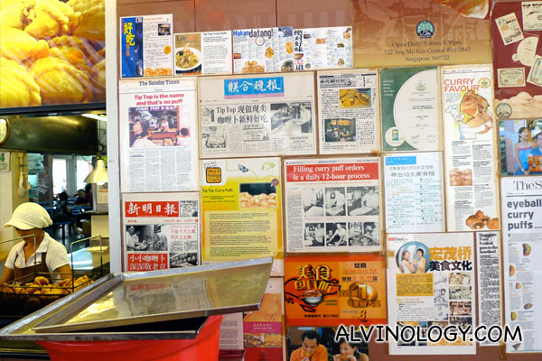 Accolades from various food publications, newspapers, magazines and critics