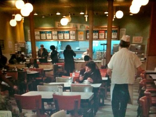 Boston Lunch Room