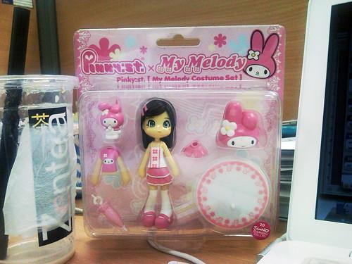 Pinky_st. My Melody