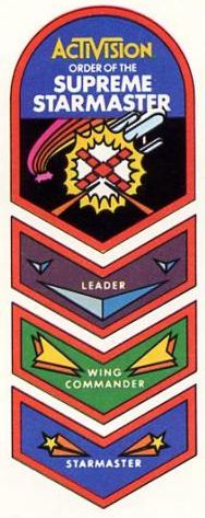 Supreme Star Master badge