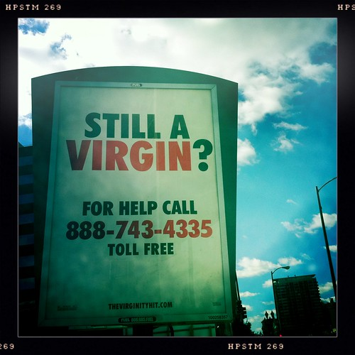 Still a Virgin