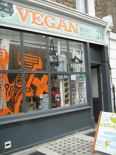secret society of vegans