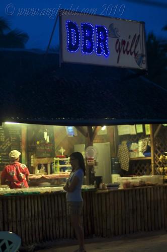 DBR Grill, Bolod, Panglao Island, Bohol