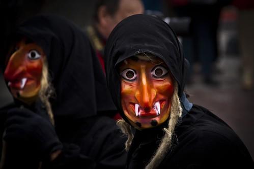 The Mask of the Witch/ Le Masque de la Sorcière - Photo : Gilderic