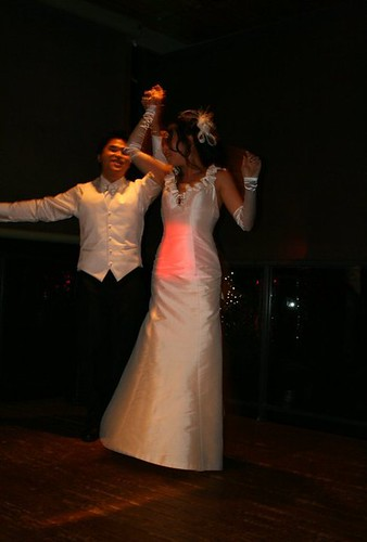 Quentin's wedding - the first dance