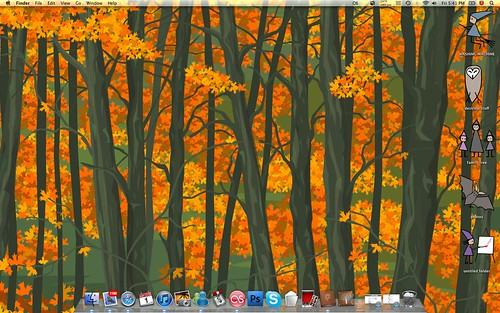 october desktop