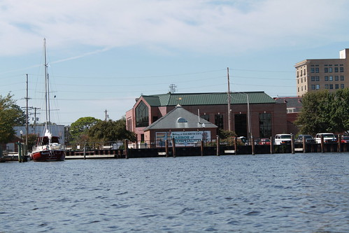 Kayaking - Pasquotank River - Harbor of Hospitality