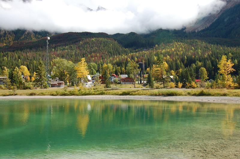 【加拿大洛磯山脈】Day4-2 優鶴國家公園 (YOHO N.P.)   TERESA的旅遊筆記