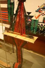 YIP 91.365 Vacation: Day 7 - Heard Museum, Hopi Weaving