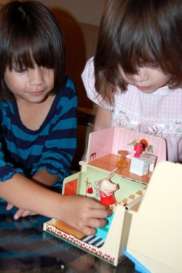 Product Review: Olivia playset