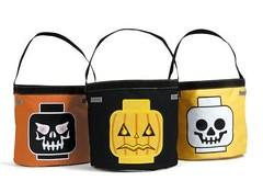 LEGO Halloween Bucket