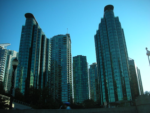 New Buildings in Vancouver