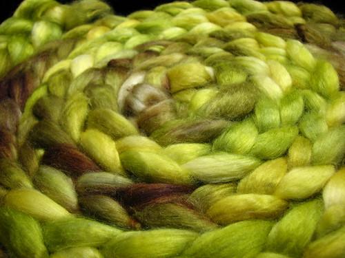 Savanna - Tussah Silk Sliver