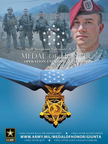 Medal of Honor: Staff Sgt. Salvatore A. by The U.S. Army, on Flickr