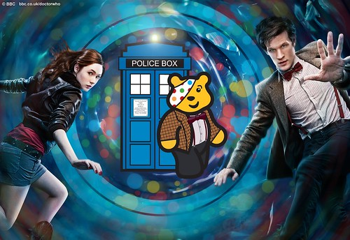 Children in Need - Doctor Who