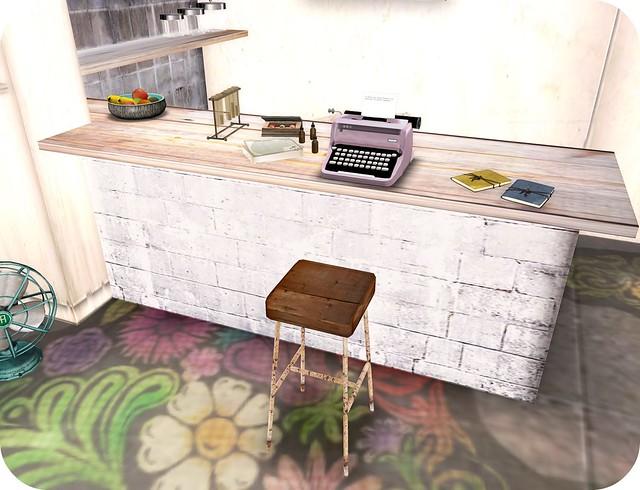 My One Room: Creative Retreat