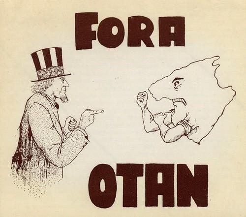 1981 Adhesiu fora OTAN