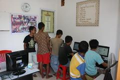 Telecenter Sebagai Media Belajar Masyarakat