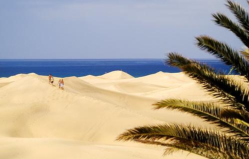 Finding Sandy Beaches Isn't a Problem