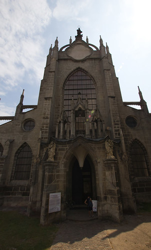 Cathedral of Our Lady at Sedlec
