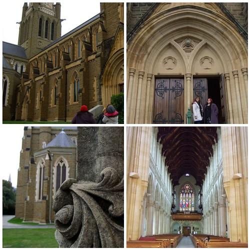 Bendigo Cathedral