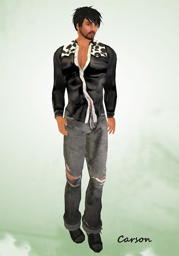 HB - Wyatt - Black - Cow HB - Max - Black Jeans