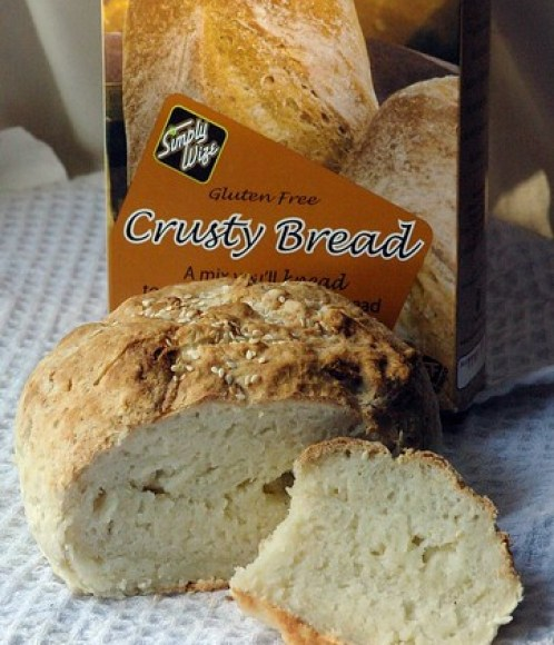 Simply Wize Gluten-Free Crusty Bread