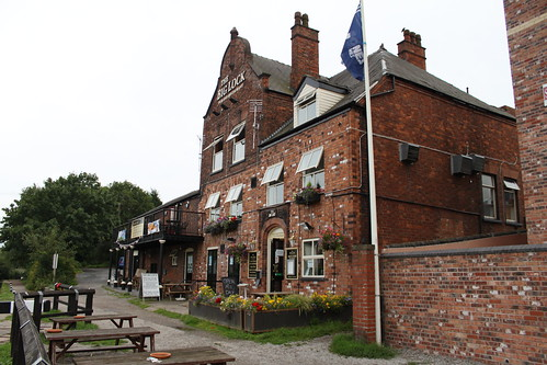 The Big Lock public house Middlewich