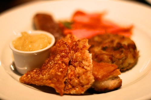 The Ginger Dog - Pork Crackling