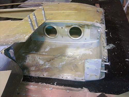 Rudder Repairs