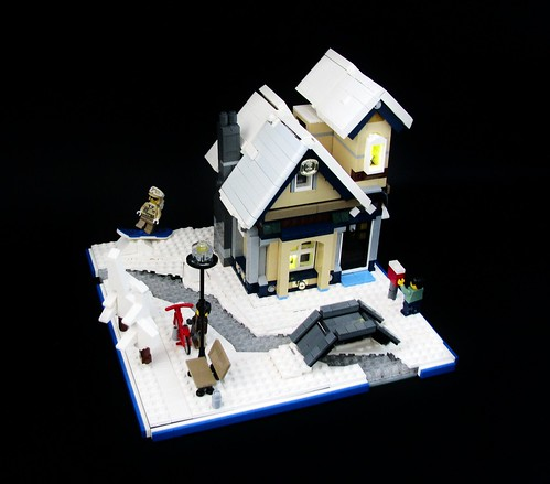 Winter Family Home