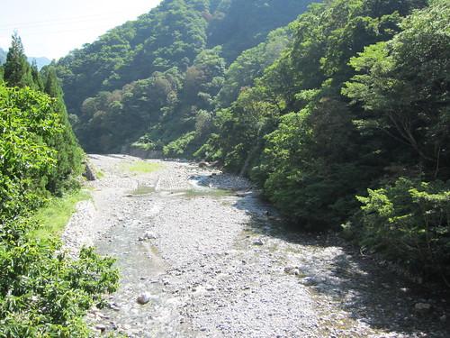 Super rindow at hakusan