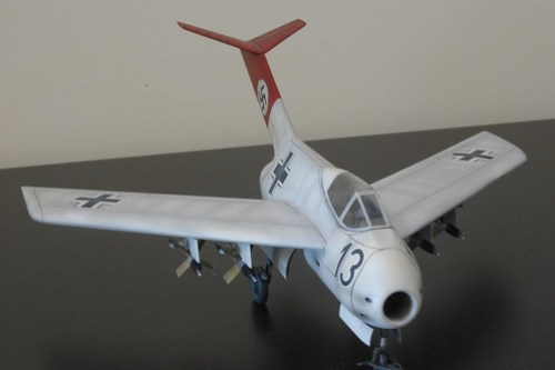 Focke Wulf TA183a - Huckebein
