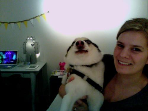 Dougal and I