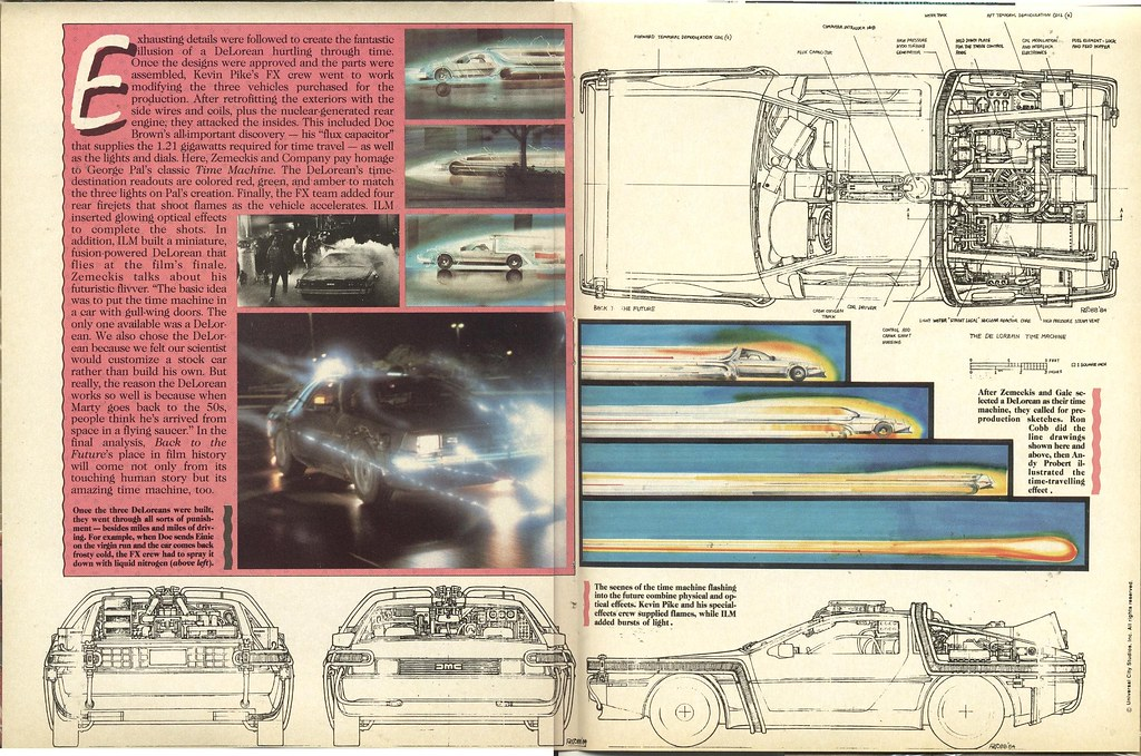 BTTF fold out poster bottom