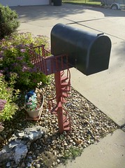 Awesome mailbox #36