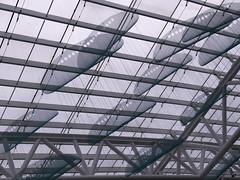 Indianapolis Airport ceiling