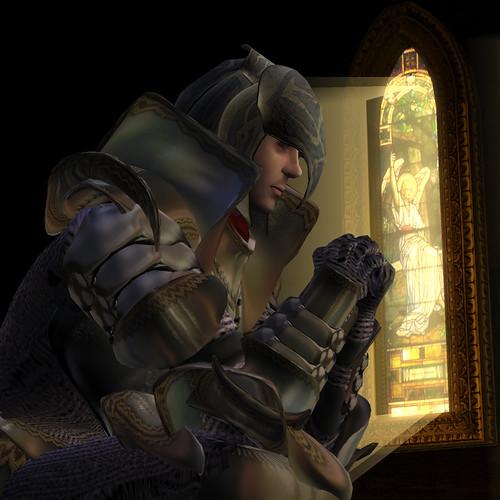 Harlequin, Pt. 1 - The Old Crusader V